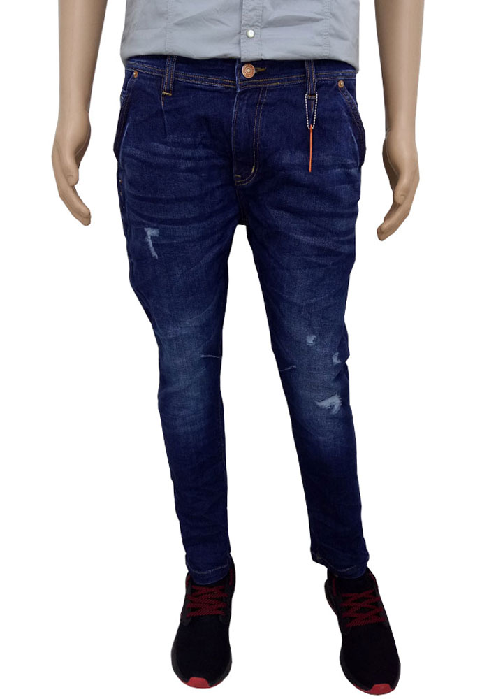 Net Basket Jeans For Men