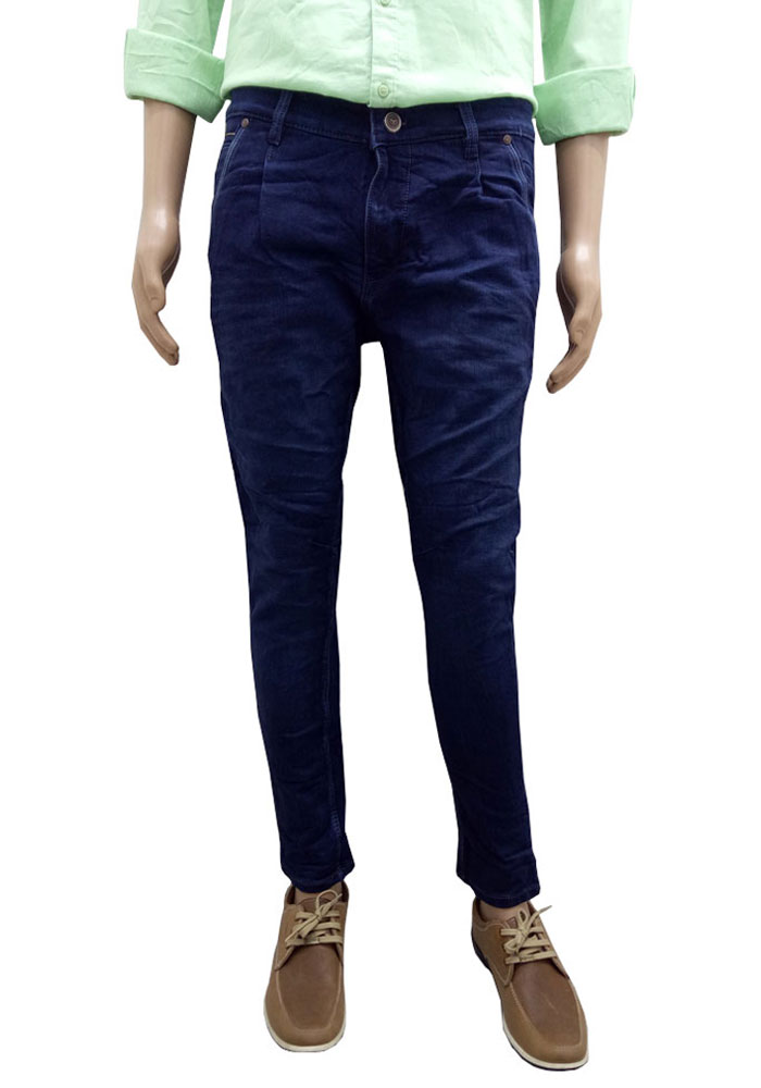 Micky & Martin Ankle Fit Jeans For Men