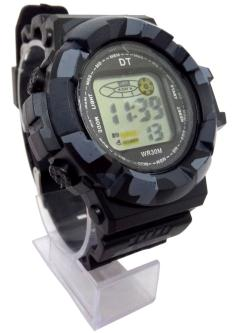 Resistant Digital Watches For Men
