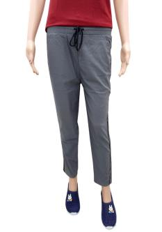Medium Rise Trousers For Women