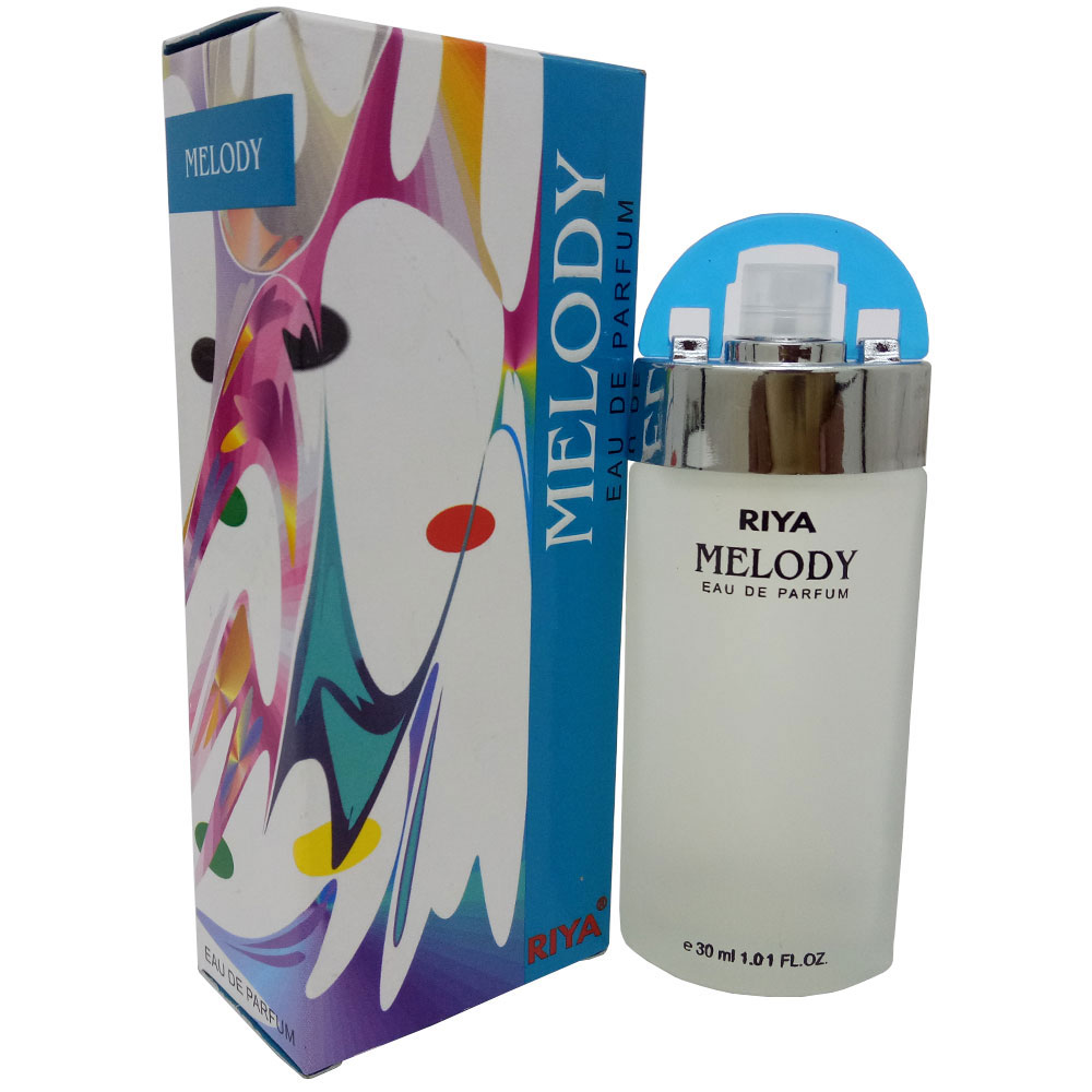 Riya Melody Apparel Perfume Eau de Parfum For Women & Men (30 ML)