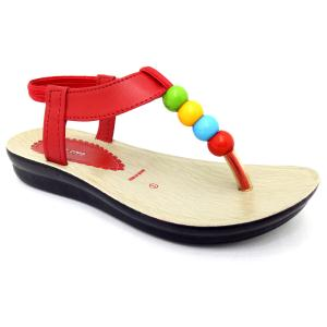 Pu-Step Sandal For Girls(8-12 Years)