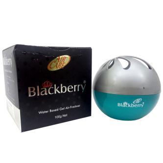 BlackBerry Cool Water Car Air Freshner Gel (100GM)