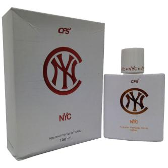CFS Nyc Apparel Perfume Spray For Men (100ML)