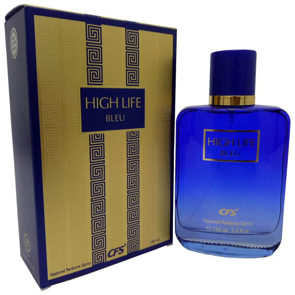 CFS High Life Bleu Perfume For Women & Men  (120 ML)