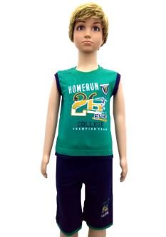 Jeri T-shirt Combo For Kids(2-6 Years)