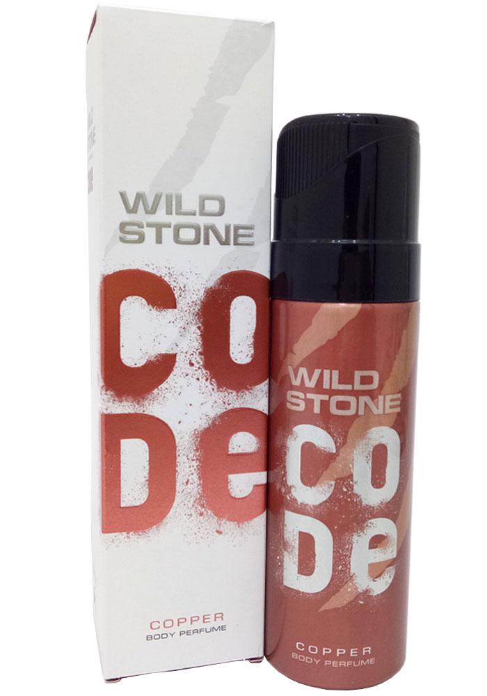 Wild Stone Copper Deo