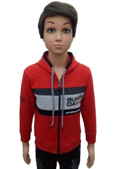 P.R.Oswal Hooded Sweaters For Boys