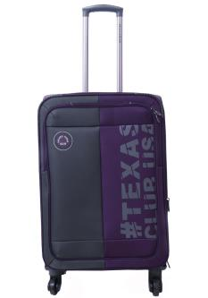 Texas Usa Travel Bag  With 4 Wheel Suitcases