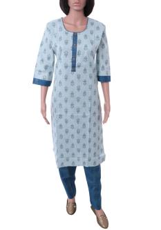 Royal 100 Straight Kurtis For Women With Lower