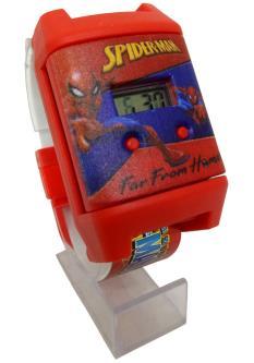 Royal 100 Spiderman Digital Watches For Boys