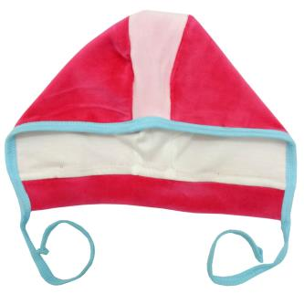 Royal 100 Soft Cotton Reversible Winter Cap For Baby Kids