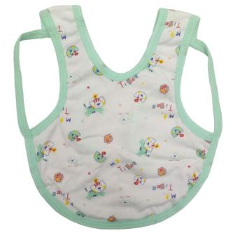 Royal 100 Cotton Printed Apron For Baby Kids