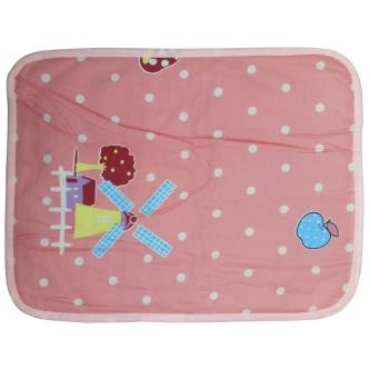 Royal 100 Cotton Bed Protector For Baby Kids