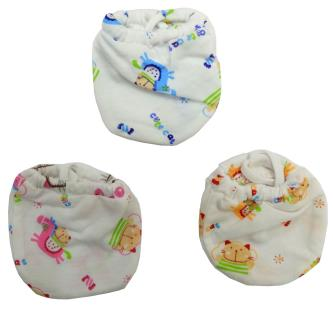 Royal 100 Cotton Mittens For Baby Kids (Pack of 3)