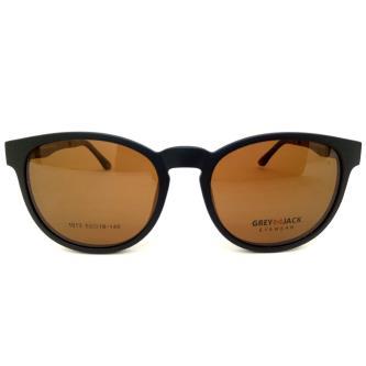 Grey & Jack Wayfarer Dual Sunglasses For Men