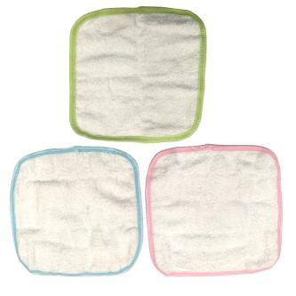 Royal 100 Soft & Gentle Cotton Napkin For Baby Kids(Pack Of 3)
