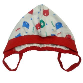 Royal 100 Printed Stripe Cap For Baby Kids