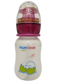 Mumlove Arc Music SiliconePP Feeding Bottle For Baby Kids(150ML)