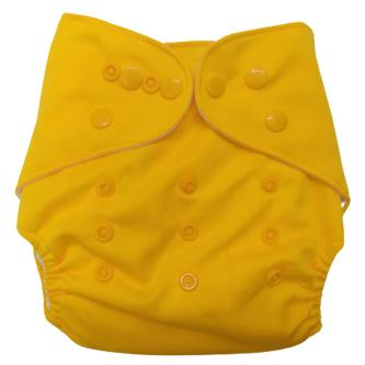 Royal 100 Soft & Reusable Cloth Diaper with Dry Feel Pad For Baby Kids