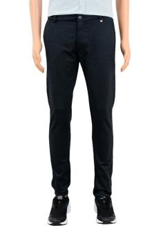 9 Pixels Casual Trousers For Men