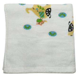 Royal 100 Soft & Absorbent fleece Bath Towel For Baby Kids
