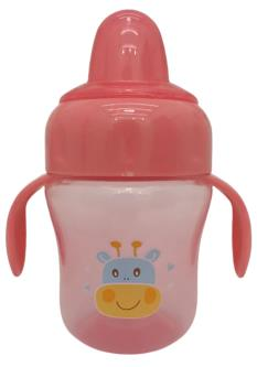 Piccolo Training Sippy Cup With Handles For Baby Kids(200 ML)
