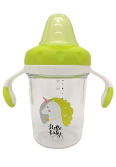 Piccolo Soft Sippy Cup With Handles For Baby Kids(150 ML)