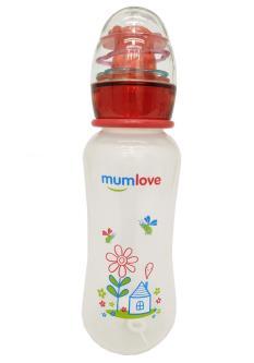 Mumlove Ring bell SiliconePP Feeding Bottle For Baby Kids(300ML)