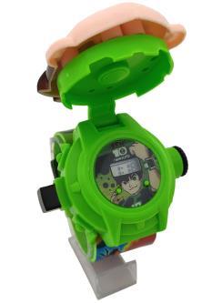 Royal 100 Ben10 Digital Watches For Boys
