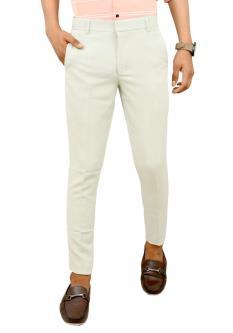 Acid Water Formal Trousers For Men