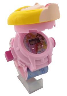 Royal 100 Princess Digital Watches For Girls