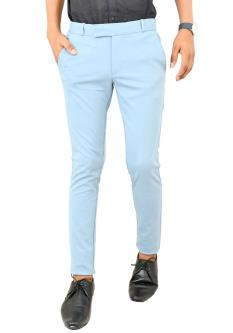 Party Skins Casual Trousers For Men