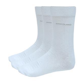 Woodland Crew Length Socks For Men (Pack Of 3)
