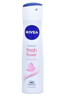 Nivea Fresh Flower Deodorant For Women (150ML)