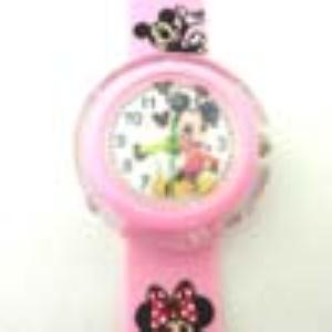 Mickey & Minnie Analog Watch For Boys