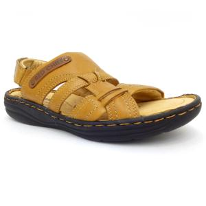 Red Chief Leather Sandals  For Men