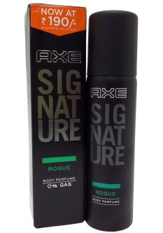Axe Rogue Signature Body Spray For Men (122ML)