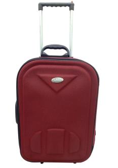 Classic 62 cms With 4 Wheel Suitcases Bag