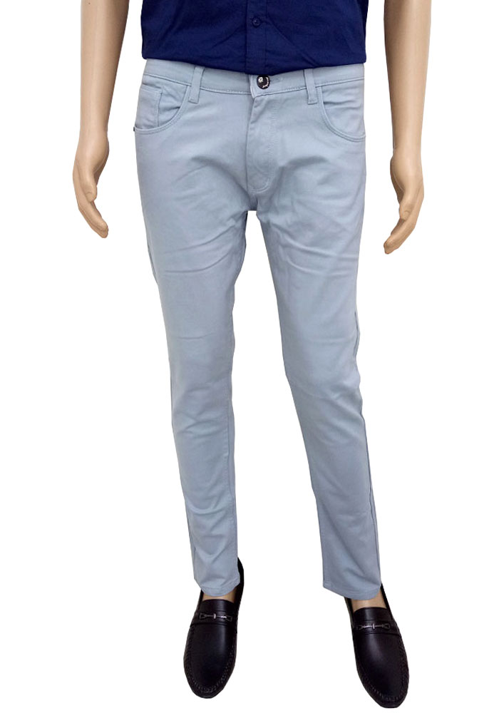 Muffins Casual Trousers For Men