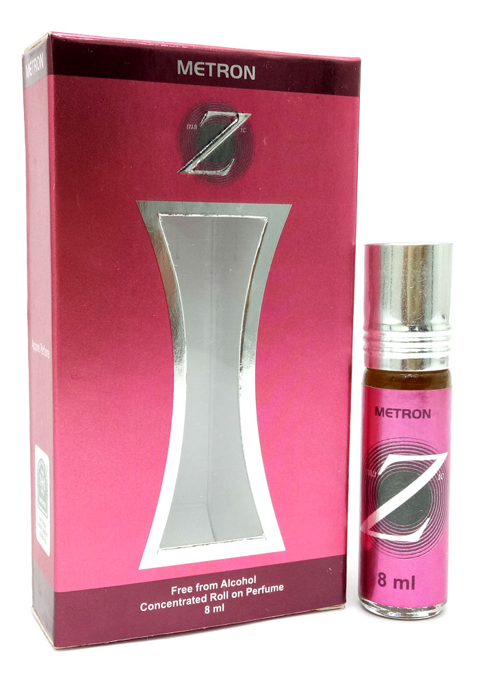 Metron Z Roll On Perfume (8 ML)