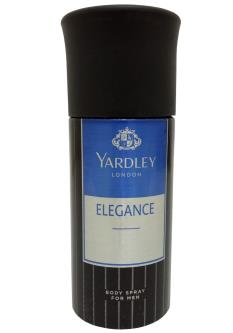 Yardley Elegance Deodorant For Men (150ML)
