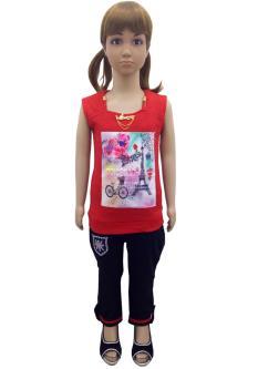 Chutri Jeans & Tops Combo Set For Girls