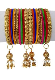 Devi Bangles Sat For Women