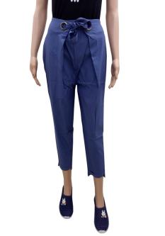 Royal100 Cigarette Trousers For Women