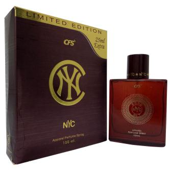 CFS Nyc Apparel Perfume Spray For Men & Women (100ML)
