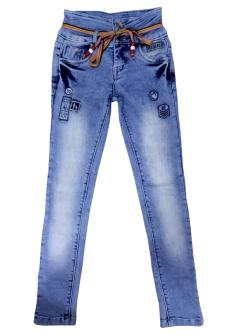 Try-Up Jeans For Girls