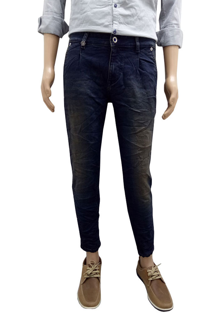 Zuari Ankle Fit Jeans For Men