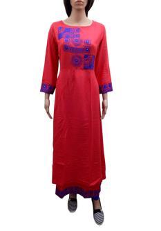 Royal 100 Assymetrical Kurtis For Women