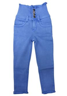 Leaf High waist Jeans For Girls